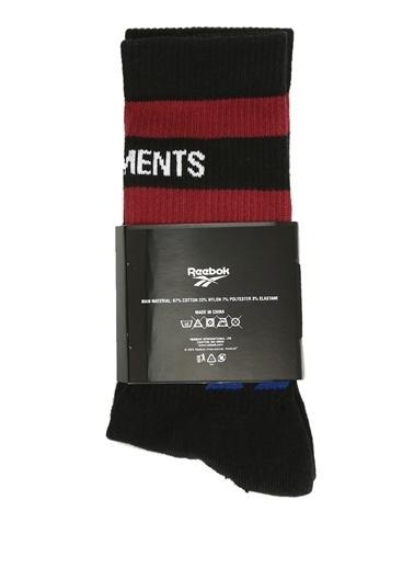 Vetements Çorap Siyah